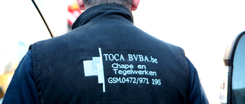 TOCA bvba Chape en Vloerwerken - Bekkevoort - Referenties