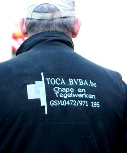 Toca Bvba - Bouwvoorbeelden